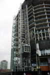 CAS common tower system at London's 51 storey St George's Tower project.